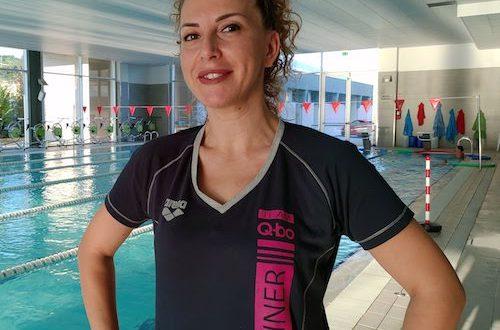loretta travaglia trainer piscina q-bo wellness