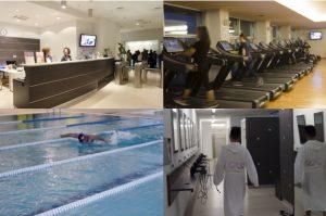 q-bowellness piscina palestra spa