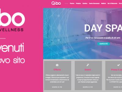 il nuovo sito di q-bo wellness