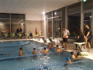 scuola nuoto federale FIN al q-bo wellness