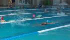 colonie estive presso la piscina del Q-bo wellness