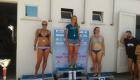 Premiazione categoria 35 - 45 femminile