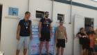 Premiazione categoria 25 - 35 maschile