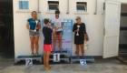 Premiazione classifica generale femminile