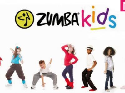 Q-bo wellness zumba kids