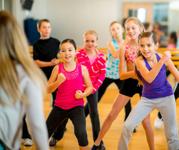q-bo wellness corso di zumba kids in palestra