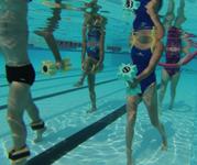 q-bo wellness sala pesi in acqua