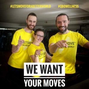 vogliamo i vostri moves
