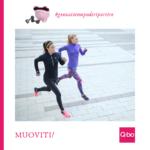 In forma dopo le feste con Q-bo Wellness suggerimento 5 muoviti