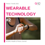 tendenze fitness 2021 - wearable technology