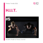 tendenze fitness 2021 - hiit