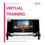 tendenze fitness 2021 - virtual training