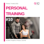tendenze fitness 2021 - personal training